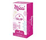 Micca Slip slipové intímne vložky 30 kusov
