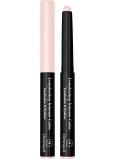 Dermacol Longlasting Intense Colour Eyeshadow & Eyeliner 2v1 očné tiene a linka 01 1,6 g