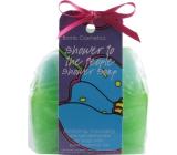 Bomb Cosmetics Limetka a kiwi - Shower to the People Sprchové masážní mýdlo 140 g