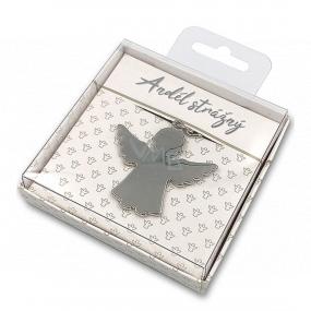 Nekupto Darčeková kľúčenka pre šťastie Anjel strážny 4 cm