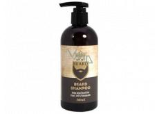 By My Beard Šampón na fúzy pre mužov s briadkou, briadkou aj bradou 300 ml