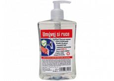 Bohemia Gifts Antibakteriálne prísada tekuté mydlo 500 ml