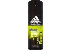 Adidas Pure Game dezodorant sprej pre mužov 150 ml