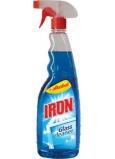 Iron Glass Cleaner prípravok na čistenie okien a skiel 1 l rozprašovač