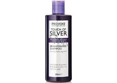 Pre: voke Touch of Silver intenzívny šampón pre rozjasnenie blond, platinových a bielych vlasov 200 ml
