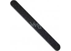 Pilník na nehty smirkový černý 18 cm