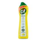 Cif Cream Lemon abrazívne čistiace tekutý piesok 500 ml