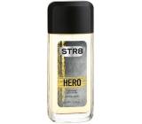 Str8 Hero parfémovaný deodorant sklo pro muže 85 ml