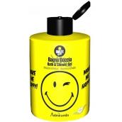 Smiley World Yellow kúpeľový a sprchový gél pre deti 300 ml
