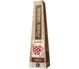 Bohemia Gifts Horúca extra jemná výberová čokoláda Babičce s vysokým podielom kakaového masla 30 g