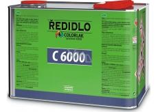 Colorlak Ředidlo C6000 do nitrocelulózových nátěrových hmot 4 l