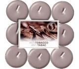 Bolsius Aromatic Anti-tobacco - Anti-tabak vonné čajové sviečky 18 kusov, doba horenia 4 hodiny