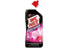 WC NET Gel Crystal Pink Flowers 750ml 1954