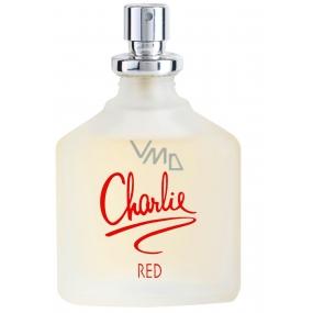 Revlon Charlie Red toaletná voda pre ženy 30 ml Tester
