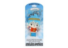 Albi Anjelik strážníček - Anjelik sporťáček prívesok 8,5 cm