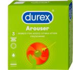 Durex Arouser kondóm, nominálna šírka 53 mm 3 kusy