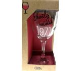 Albi Môj Bar Pohár na víno 1971 220 ml