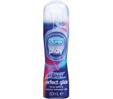 Durex Play Perfect Glide silikónový lubrikačný gél 50 ml