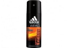 Adidas Deep Energy deodorant sprej pre mužov 150 ml