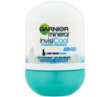 Garnier Mineral Invisi Cool Cooling Freshness 48h antiperspirant deodorant stick pro ženy 50 ml