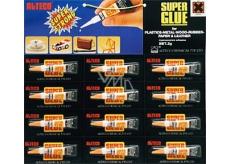 Altec Super Glue univerzálne sekundové lepidlo 12 x 3 g