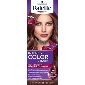 Palette Intensive Color Creme farba na vlasy CK6 Jemný červenohnedý