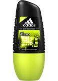 Adidas Pure Game 48h guličkový antiperspirant dezodorant roll-on pre mužov 50 ml
