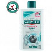 SANYTOL Dezinfekcia čistič práčky 250 ml