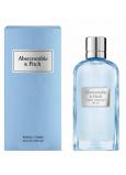 Abercrombie & Fitch First Instinct Blue Woman toaletná voda pre ženy 100 ml