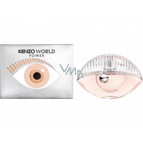 Kenzo World Power Eau de Parfum toaletná voda pre ženy 50 ml