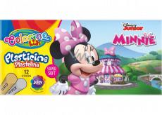 Colorino plastelína Disney Minnie 12 farieb