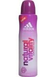 Adidas Natural Vitality deodorant sprej pre ženy 150 ml