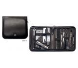 Kellermann 3 Swords Luxusná manikúra 12 dielna artical Leather Travelling Kit