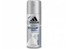 Adidas Adipure antiperspirant deodorant sprej bez hliníkových solí pro muže 150 ml