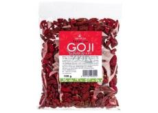 Allnature Goji kustovnica čínska sušené plody symbol zdravia 100 g