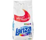 Lanza Fresh & Clean Color prací prášek na barevné prádlo 90 dávek 6,75 kg