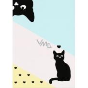 Lepítka - Mačky