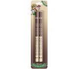 Nekupto Hobby drevené ceruzky Najlepšie hubár 2 kusy