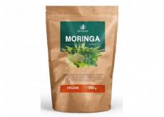 Allnature Moringou prášok RAW superpotravina, ktorá patrí k najväčším zdrojom proteínov doplnok stravy 200 g