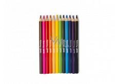 Colorino Pastelky Jumbo, trojhranné 12 farieb