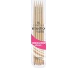 Essence Studio Nails Rosewood Sticks tyčinky z růžového dřeva 5 kusů
