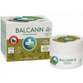 Annabis Balcann konopná masť na regeneráciu kože na suchú popraskanú pokožku 15 ml