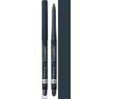 Rimmel London Exaggerate automatická voděodolná tužka na oči 264 Earl Grey 0,28 g
