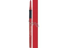 Artdeco Mineral Lip Styler minerálne ceruzka na pery 10 Mineral Dark Hibiscus 0,4 g