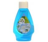 Air Wick Airfresh Waters Svěžest vodopádu 2v1 s knotem tekutý osvěžovač vzduchu 365 ml