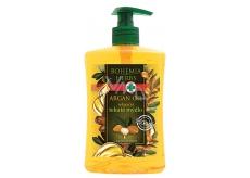Bohemia Gifts & Cosmetics Arganový olej tekuté mýdlo 500 ml