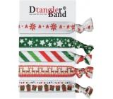 Dtangler Band Set Winter Love gumičky do vlasů 5 kusů