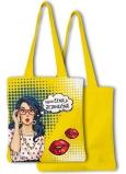 Nekupto Buď Jedinečná nákupná taška Pop