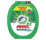 Ariel Mountain Spring 3in1 Kapsule na pranie pre krásne čisté a voňavé bielizeň bez škvŕn 80 ks