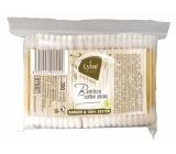 Lybar Original Natural Bamboo bambusové vatové tyčinky sáčok 200 kusov